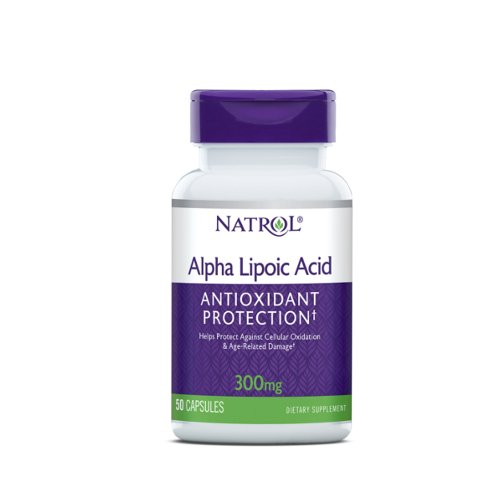 Natrol Alpha Lipoic Acid Milligrams