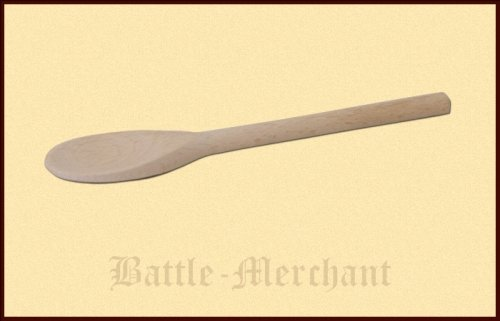Small Beech Wood Spoon 5Inch Dessert Spoons Tea Spoons LARP Medieval Viking Battle Merchant