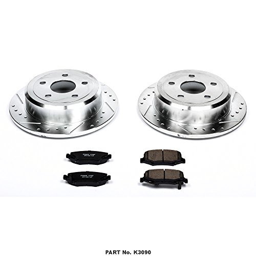 Disc Brake Rotor Rear Wagner BD126483E