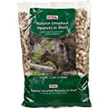Petco Natural Unsalted Peanuts in Shell Wildlife Food, My Pet Supplies