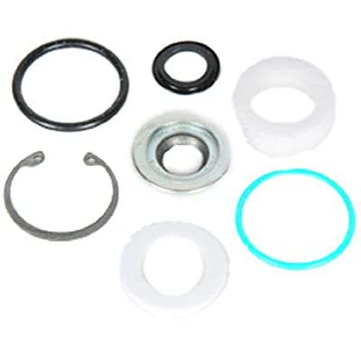 ACDelco 15-30948 GM Original Equipment Air Conditioning Compressor Shaft Seal Kit with Snap Ring, Seals, and Bushings: Automotive