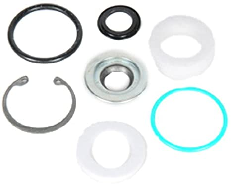 ACDelco 15-30948 GM Original Equipment Air Conditioning Compressor Shaft  Seal Kit with Snap Ring, Seals, and Bushings