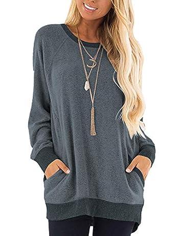 cd1236413ba Women's Fashion Hoodies & Sweatshirts| Amazon.com