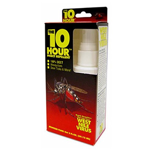 TEC LABS 10-Hour Deet Insect Repellent (2 - 10 Insect Repellent Hour