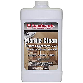 Lundmark Marble Cleaner, 32-Ounce, 3534F32-6