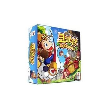 Coconuts Crazy Monkey Dexterity Game