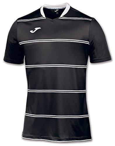 Jomaメンズ標準半袖フットボールTシャツ B00ZRFEMBG 14 Years|ブラック/ホワイト ブラック/ホワイト 14 Years