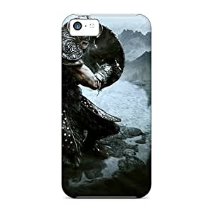 Cases Covers Compatible For Iphone 5c/ Hot Cases/ Skyrim