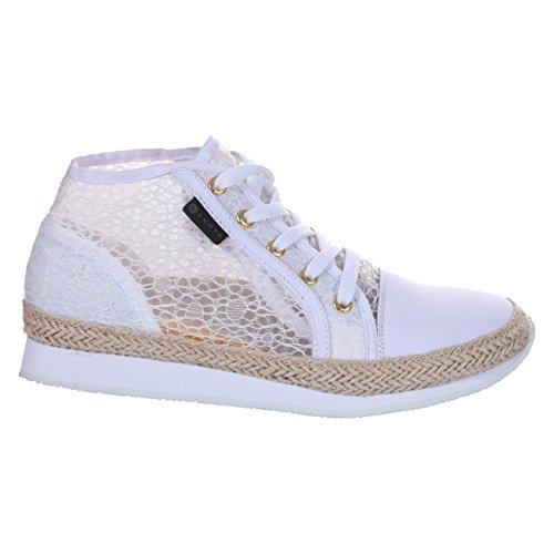 Luhta Sneaker Johanna Weiß 980