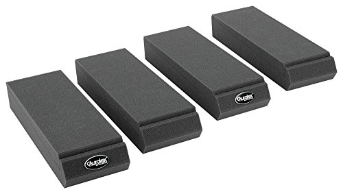 [Auralex Acoustics MoPAD Monitor Acoustic Isolation Pads, 2