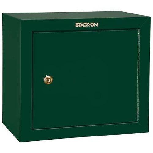 Stack-On Steel Pistol, Ammo Cabinet Gcg-500-Ds -17