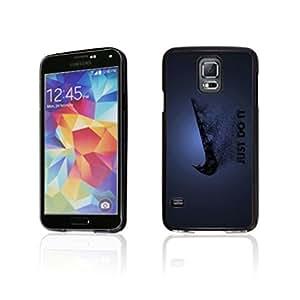 Nike Just do it image Custom Samsung Galaxy S5 i9600 Individualized Hard Case