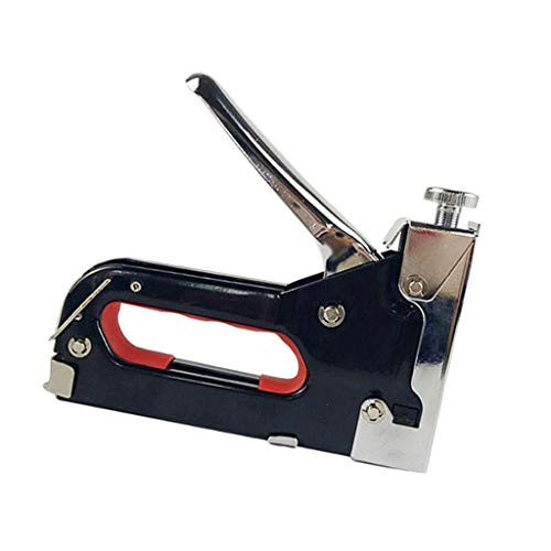 Homyl Nail Stapler Heavy Duty Upholstery Carpenter Hand Nailer with U/T/ Door Shaped Nails not Included by Homyl (Image #7)
