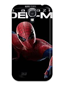 Durable Marvel The Amazing Spider Man Back Case/cover For Galaxy S4