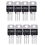 Voltage Regulator Transistor, Ltvystore Linear