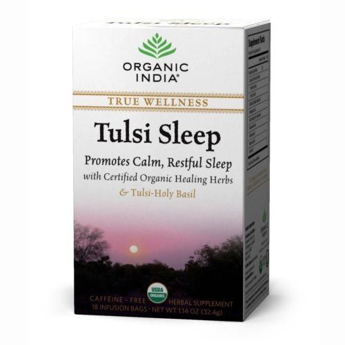 Organic India Tulsi Sleep 18 Tea Bags [Personal Care]