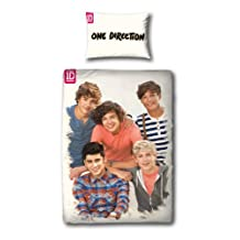 One Direction Crush Single Bed Duvet Set