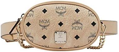 MCM Essential Visetos Original Belt Bag Small