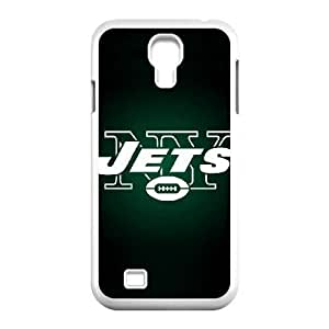 Samsung Galaxy S4 I9500 Phone Case Sports NFL New York Jets Protective Cell Phone Cases Cover DFZ020042