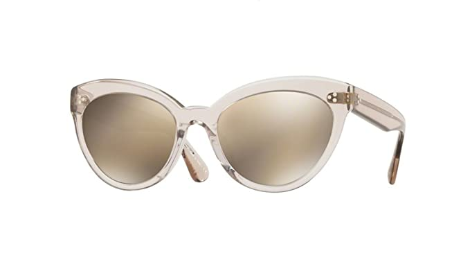 e79fc5354d Image Unavailable. Image not available for. Color  Oliver Peoples - Roella  - 5355 55 14676G - Sunglasses ...