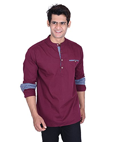 Latest & Bast Casual Shirts For Men Online in Hyderabad - Magazine cover