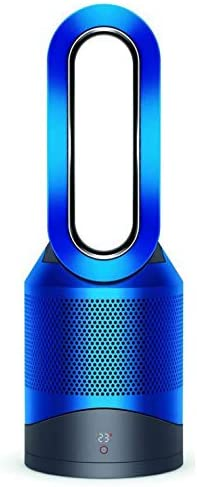 Dyson Pure Hot + Cool Link - Purificador de aire (60 dB, 9 h, 1,8 ...