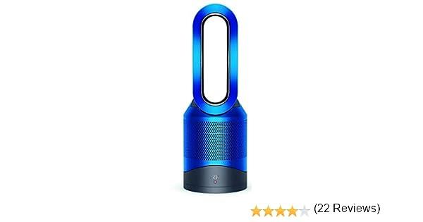Dyson Pure Hot + Cool Link - Purificador de aire (60 dB, 9 h, 1,8 m, Azul, LED, Piso, Mesa): Amazon.es: Hogar