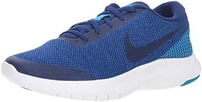 Nike Men's Flex Experience 7 Running Shoe, Deep Royal Blue/Blue Hero-White, 9 Regular US