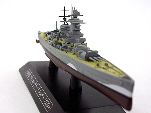 German Cruiser Admiral Graf Spee 1/1100 Scale Diecast Metal Model Ship (#40)