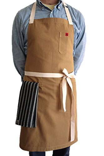 Hedley & Bennett American Made Apron: Ginger Cotton Denim by Hedley & Bennett