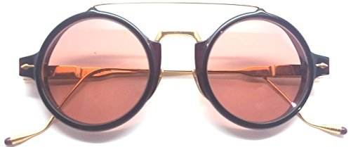 Jacques Marie Mage ELUARD burgundy Limited Edition - Mage Sunglasses Marie Jacques