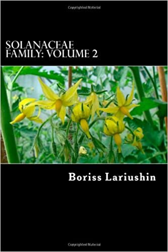Book Solanaceae family: volume 2