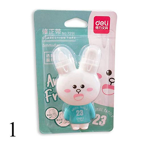 Cute Cartoon Kawaii Milk Style Correction Tape For Kids Gift School Supplies Materials Korean Stationery Novelty Wholesale Item Design -
