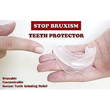 Teeth Grind Stopper Dental Guard – Prevents Teeth Grinding, Bruxism, Teeth Clenching