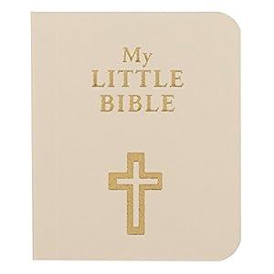 My Little Bible - White