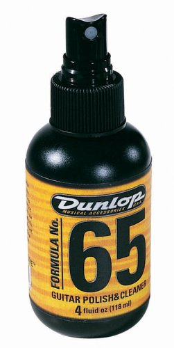 Dunlop 654 Formula 65 Guitar Polish & Cleaner 4oz.