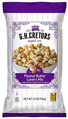 G.H. Cretors Peanut Butter Lovers Mix Popped Corn ()