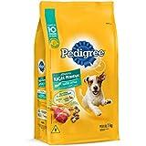 Ração Pedigree Para Cães Adultos Raças Pequenas 1 Kg Pedigree para Todas Pequeno Adulto - Sabor Sem sabor