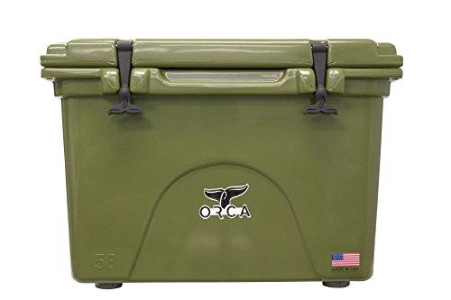 ORCA Cooler, 58 Quart, Green