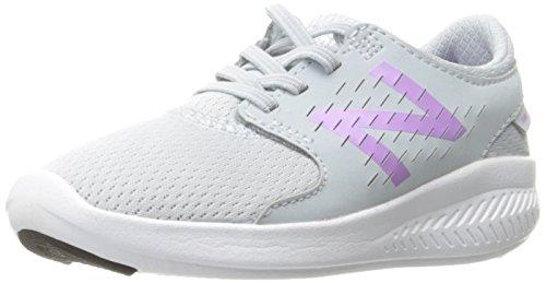New Balance Kids' Coast V3 Hook and Loop Road-Running-Shoes