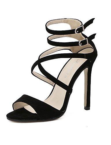 Comfort Moda tacones tacones tacones Botas Innovador Zapatos Y tacón Mujer Stiletto 5f9455