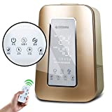 JH& Household humidifier Remote Control, fogging can be Heated,...