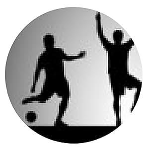 alfombrilla de ratón Fútbol - Fútbol - 95 - ronda - 20cm