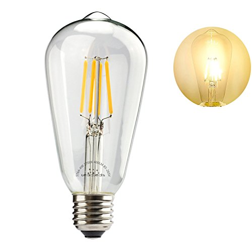 Leadleds Vintage Filament Dimmable Flickering product image