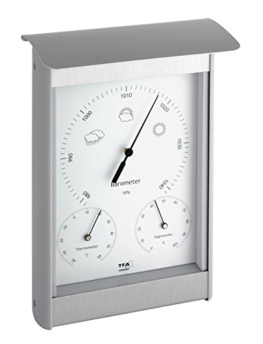4 opinioni per TFA 20-2045 weather station- weather stations (Silver)