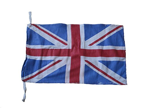 Brass Blessing Marine Product - UK - England - Great Britain Flag - 8