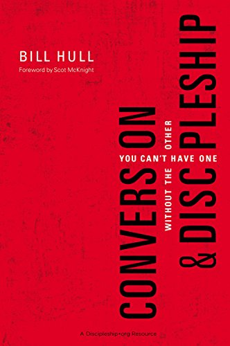 Conversion and   Discipleship: You Can't Have One without the Other