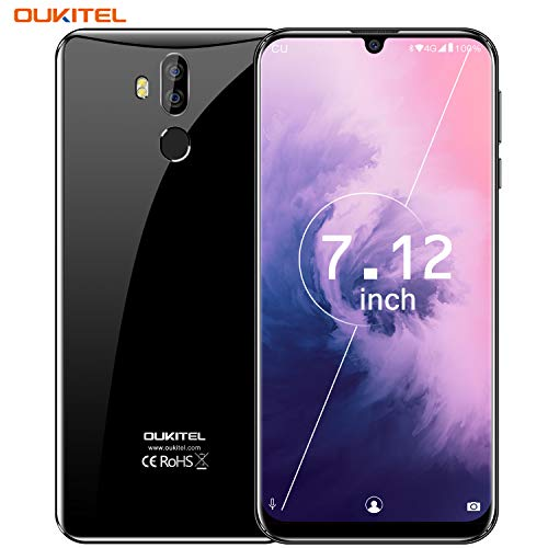 OUKITEL K9 Unlocked Cell Phones, 7.12