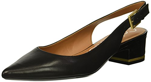 Calvin Klein Women's Glorianne Pump, Black, 8 Medium US by Calvin Klein