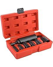 Aandrijfas Puller-7pcs Carbon Staal Aandrijfas Trekken Puller Extractor Tool Removal Kit Fit Voor E32 E34 E36 E38